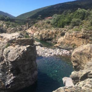 Visite de la vallée du Fango
