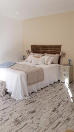 La chambre d'hôte Scandola - Oliveraie du Fango