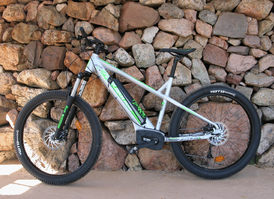 Balade en vélos électriques dans la vallée du Fango